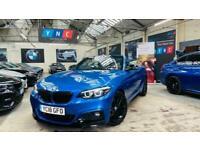 2018 BMW 2 Series 2.0 220d M Sport Auto (s/s) 2dr Convertible Diesel Automatic