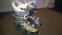 Bottes de ski Salomon Energyzer 85- Femme - grandeur 24