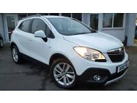 Vauxhall Mokka 1.4I 16V TURBO TECH LINE S/S 140PS (white) 2016