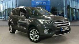 2017 Ford Kuga Titanium 1.5 Ecoboost AWD Auto ONE OWNER + FULL SERVICE HISTORY *