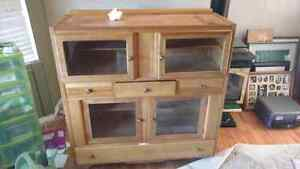Solid wood  display Campbell River Comox Valley Area image 3