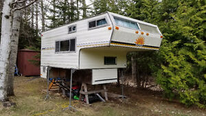 Edson 10ft Truck Camper - Renovated with New Additions