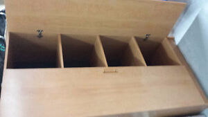 IKEA cabinet - light wood