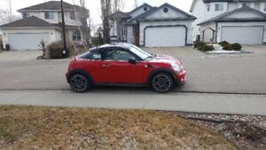 2013 RARE MINI Cooper Coupe!