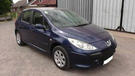 Peugeot 307 1.6 S HDi - Spares or Repair
