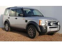 2007 57 LAND ROVER DISCOVERY 2.7 3 TDV6 XS 5D 188 BHP DIESEL