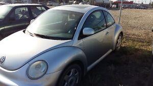 2000 Volkswagen Beetle Coupe (2 door) Fully Loaded