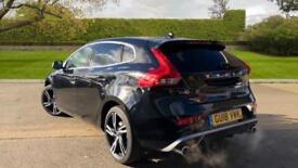 2018 Volvo V40 T3 R Design Pro Auto W. Parkin Automatic Petrol Hatchback