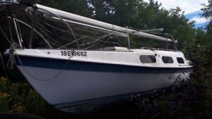 Tanzer 22 Sailboat - FREE