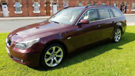 BMW 520 2.0TD 2006 d SE Touring PX Swap Anything considered