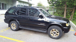 2002 Isuzu Rodeo LS Auto w/Ext Pkg/Sunroof SUV, Crossover