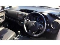 2015 Toyota Yaris 1.5 Hybrid Excel CVT Automatic Petrol/Electric Hatchback