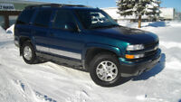 2005 Chevy Tahoe Z71 GFX Edition.  Safety/warranty Calgary Alberta Preview
