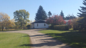 Virden acreage/hobby farm with 20 acres, that has it all!
