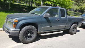 2006 GMC Canyon with Safety and emission