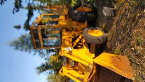 ( 2 ) International Harvester Backhoe 's