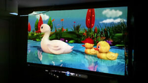 NEW 3D Ready TV Projector 720p InFOCUS in2124a, FREE DELIVERY