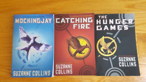 La trilogie des Hunger Games/The Hunger Games trilogy