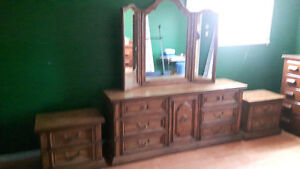 Mobilier de chambre / Bedroom set