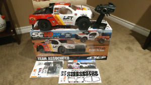 Team Associated SC10RS rtr Brand New