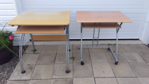 Tables d'ordinateur