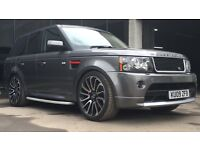 Range Rover Sport 2012 Style Autobiography Facelift Conversion Kit Package Supply, Paint & Fit