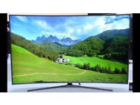 """SAMSUNG Smart 4k Ultra HD HDR 55"""" LED 2160p New 2016 Brand New Sealed 12 Mth Warranty"""