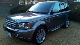 """SOLD"" 2009 Land Rover Range Rover 3.6 TDV8 HSE TD V8 TWIN TURBO DIESEL"