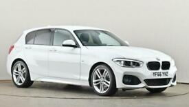 image for 2016 BMW 1 Series 116d M Sport 5dr Step Auto Hatchback diesel Automatic