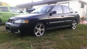 2002 Nissan Sentra Other