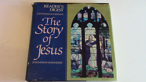 The Story of Jesus, Reader's Digest Kitchener / Waterloo Kitchener Area image 1