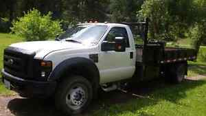 2008 Ford F-550 black Other