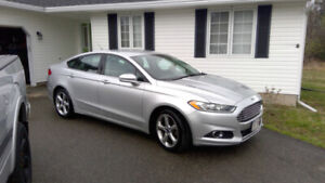2013 Ford Fusion SE 1.6L Turbo FWD