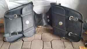 2 saddle bags for sale