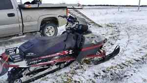 For sale or trade for kids sleds
