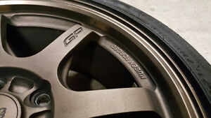 Mugen GP Wheels !!Rare!! Authentic Kingston Kingston Area image 6