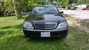 2000 Benz Trade for pick up truck..