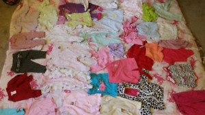 large amount of girls clothes for sale