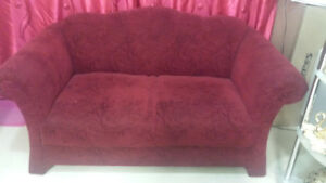 3 piece sofa set for $120. Ready for pick up