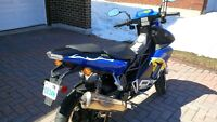 2009 CPI GTR Scooter for quick sale