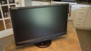 """21.5"""" LCD 1080p Computer Monitor eMachines E211H Bb"""