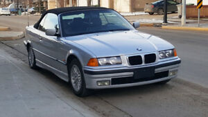 1999 BMW Convertible with Winter Hard Top