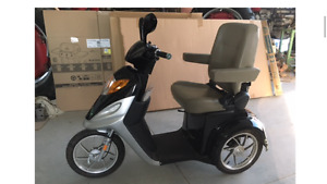 ELECTRIC CYCLE - 3 WHEEL