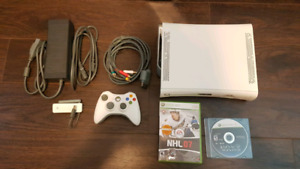 Flashed Xbox 360 w/ Accessories