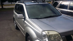 2005 Nissan X-trail SE 4X4 Amazing shape