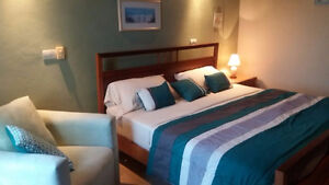 Condo with swimming pool. Up to 6 guest.- Playa del carmen