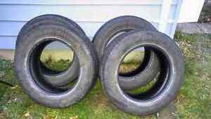 Goodyear Tires p275/ 60r20 Kitchener / Waterloo Kitchener Area image 1