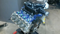 Ford Lightning Supercharger 5.4 2v