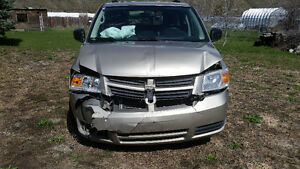 Parting Out 2009 Dodge Grand Caravan