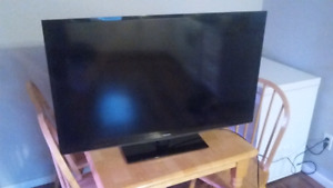 40 inch Toshiba flat screen tv